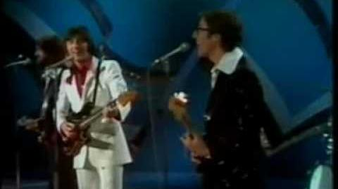 Eurovision 1975 United Kingdom - The Shadows - Let me be the one