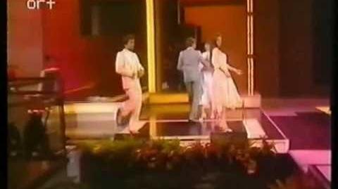 Eurovision 1982 Spain - Lucia - Él