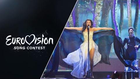 Mélanie René - Time To Shine (Switzerland) - LIVE at Eurovision 2015- Semi-Final 2