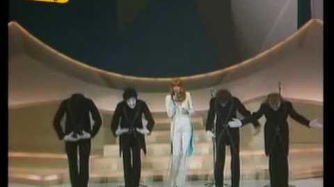 Eurovision 1980 Germany - Katja Ebstein - Theater