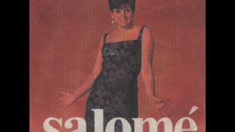 """SALOME """"VIVO CANTANDO"""""""