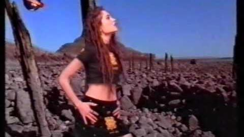 1994 UK Eurovision Frances Ruffelle - Lonely Symphony (music video)