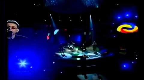 "Eurovision 2000 ROMANIA - Taxi, ""Luna"" LYRICS"