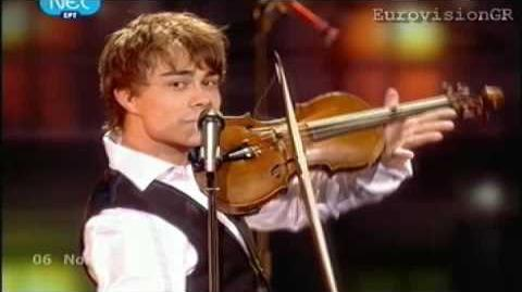 "Alexander Rybak - ""Fairytale"" (Eurovision Song Contest 2009 - Norway)"