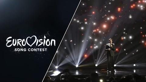 John Karayiannis - One Thing I Should Have Done (Cyprus) - LIVE at Eurovision 2015 Grand Final