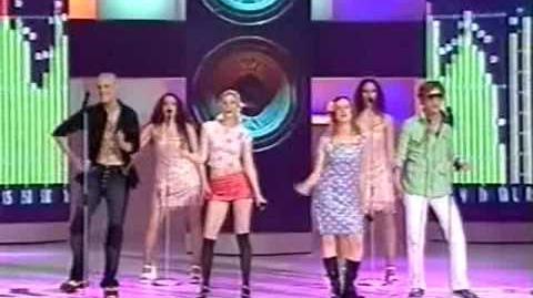 Eurovision 2000 Israel - Ping Pong - Sameach