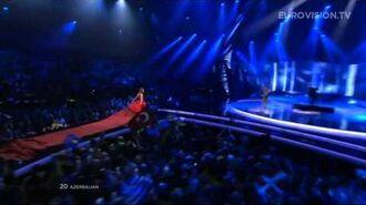 Farid Mammadov - Hold Me (Azerbaijan) - LIVE - 2013 Grand Final