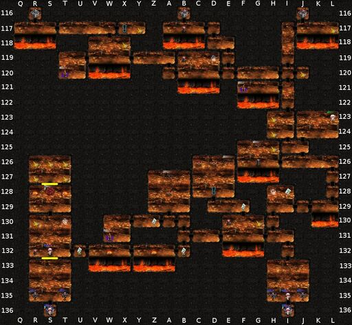 Princess Hunting Dungeon Meister-03-02 map