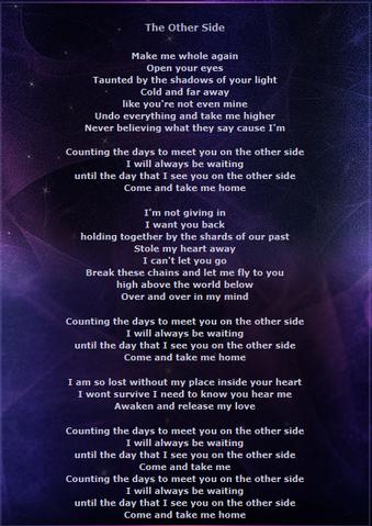 File:The Other Side Lyrics.png