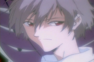 Kaworu with Lilith