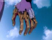 Eva-01 hand (NGE)