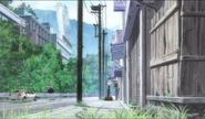 Rebuild trailer shinji telephone