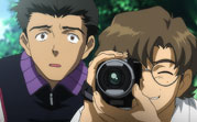 Toji and Kensuke (RB1)