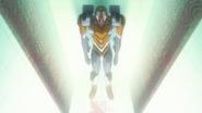 Evangelion Unit-00 activation test (Rebuild)
