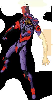 Evangelion Unit-01 (Pseudo-evolved)