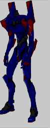 EVA-BC Unit 05-Demon Possessed Evangelion