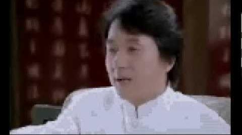 崖上的波兒 成龍(Jackie Chan) 霸王洗髮液 添加片段,字幕版