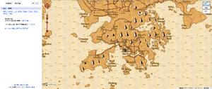 Google map treasure