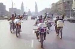 Thai rider