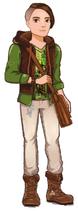 Profile art - Hunter Huntsman II