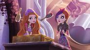 Thronecoming - magic hairbrushes
