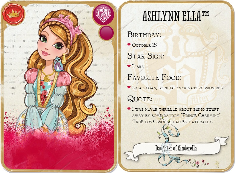 Image - Card - AEDoC.jpg | Ever After High Wiki | FANDOM ...