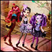 Facebook - three girls