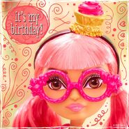 Facebook - Happy Birthday Ginger