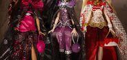 Diorama - LD dresses of BBRQAW