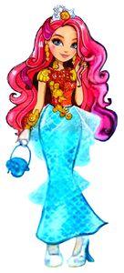 Profile Art - Meeshell Mermaid
