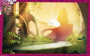 Wallpaper - Enchanted Forest