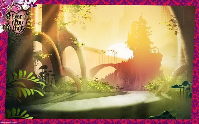 File:Wallpaper - Enchanted Forest.jpg