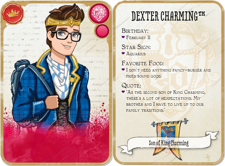 Image - Card - DCSoKC.jpg | Ever After High Wiki | FANDOM ...