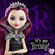 Facebook - Raven Birthday