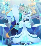 The Snow King and The Snow Queen