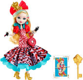 Doll stockphotography - Way Too Wonderland Apple