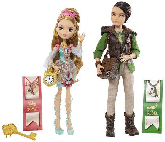 File:Doll stockphotography - Signature Ashlynn and Hunter II.jpg