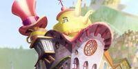 Wonderland Haberdashery & Tea Shoppe