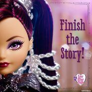 Facebook - finish the story
