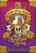 Book - The Storybook of Legends cover