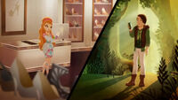 The World of Ever After High - secretly dating