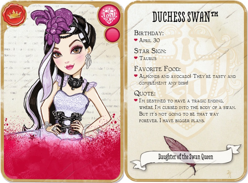 Image - Card - DSDotSQ.jpg | Ever After High Wiki | FANDOM ...