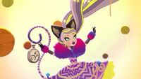 Way Too Wonderland - Kitty transforms