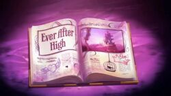 The World of Ever After High - intro book