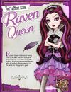 Which Ever After High Student Is Most Like You - Raven Queen