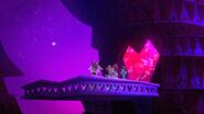 Way Too Wonderland - Card Castle balcony