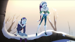 Epic Winter - Northwind and Jackie