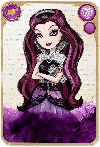 Archivo:Website - Raven Queen card.jpg