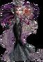 Profile art - Evil Raven Queen