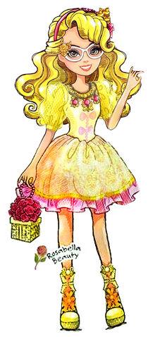 Archivo:Profile art - Birthday Ball Rosabella.jpg